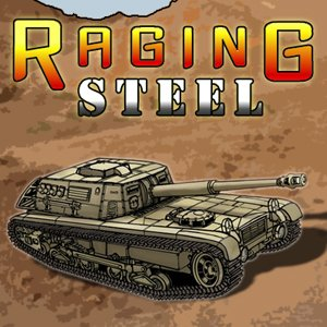 raging
